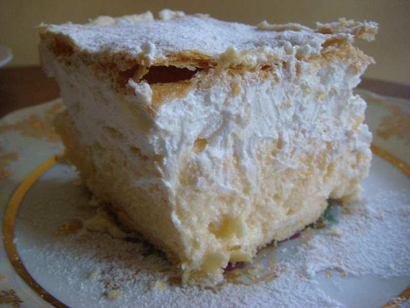 торт суфле