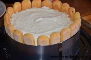 торт мусс с маскарпоне