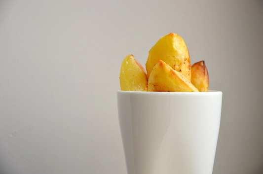 картофель с соусом по мексикански
