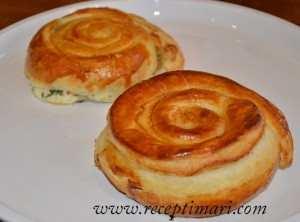 зеляница, пирог с фетой по сербски