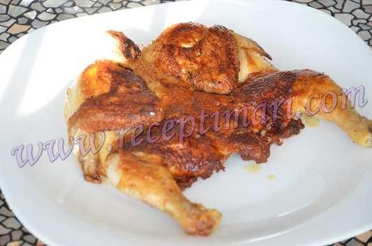 цыпленок в тапака