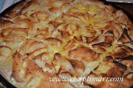 ачма с макаронами рецепт с фото