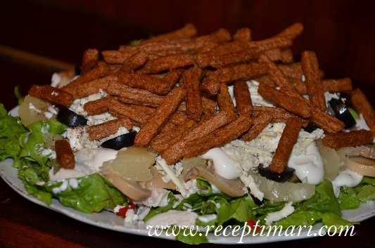 салат анталья