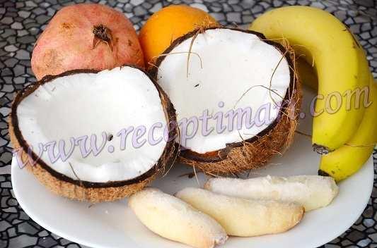 печенья бананы