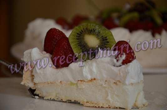 Крем для торта анна павлова