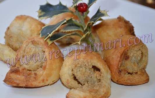 слоеные печенья