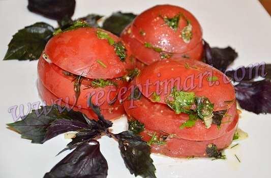 помидоры по итальянски