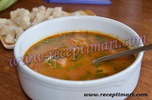Суп-харчо рецепт приготовления