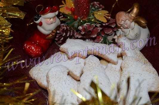 быстрое и простое печенье