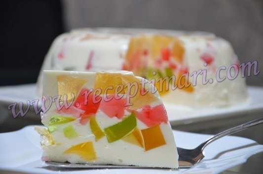 десерт битое стекло