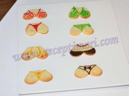 мужское печенье