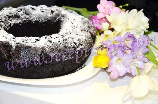 вкусный постный пирог
