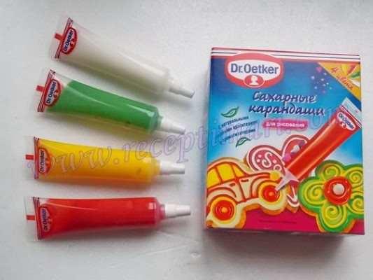 сахарные карандаши фото
