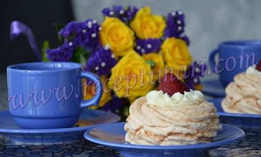 Пирожное безе в домашних условиях