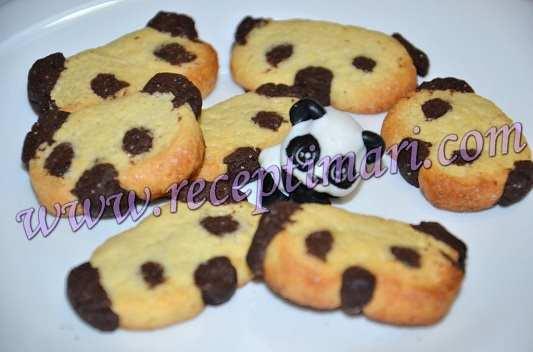 печенье-панда