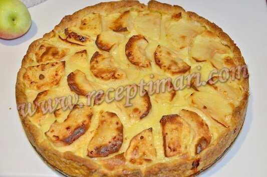 цветаевский пирог в духовке