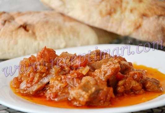грузинская солянка рецепт