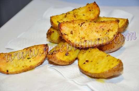 картофель как в макдональдсе