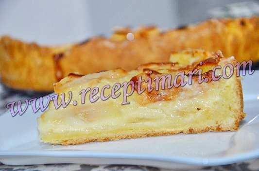 рецепт яблочного пирога в духовке