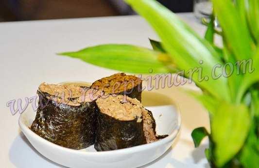 салат из консервы тунца