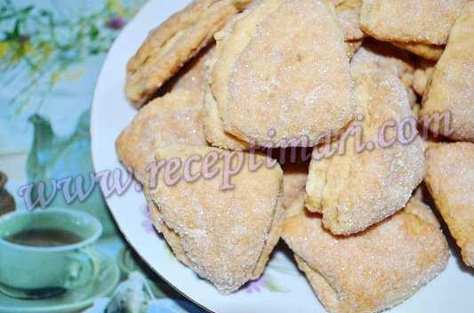 рецепт печенья поцелуйчики