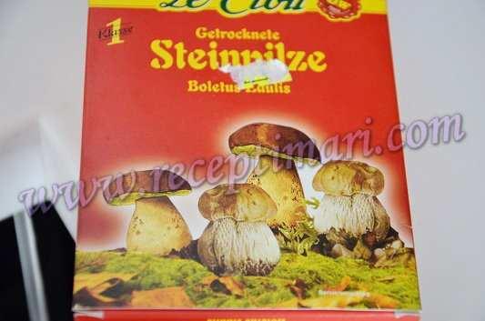 пачка грибов