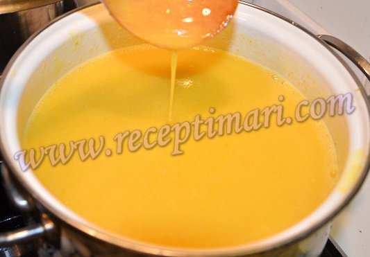 готовый апельсиновый сок