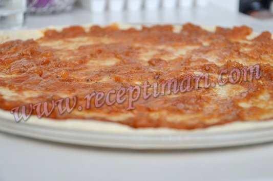 томатный соус для пиццы из помидор