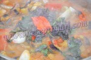 базелик баранина баклажаны