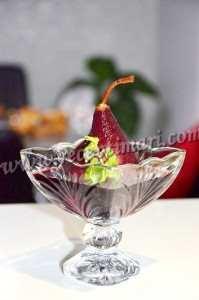 груша в вине рецепт