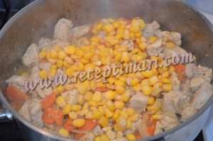морковка грудка кукуруза