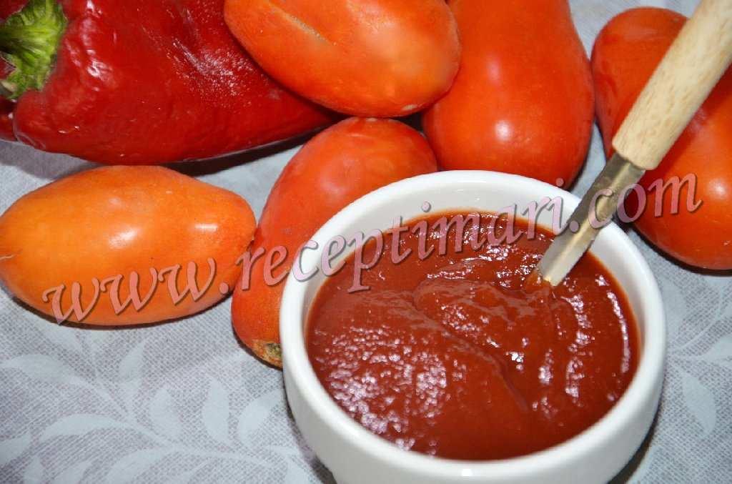 Рецепт болгарского кетчупа