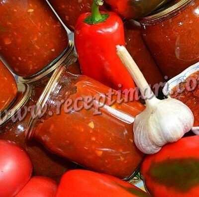 острый кетчуп в домашних условиях