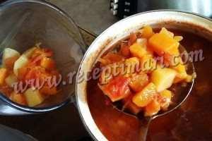 готовим тыквенный суп