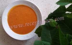простой суп из тыквы