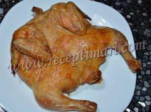 поджарить курицу