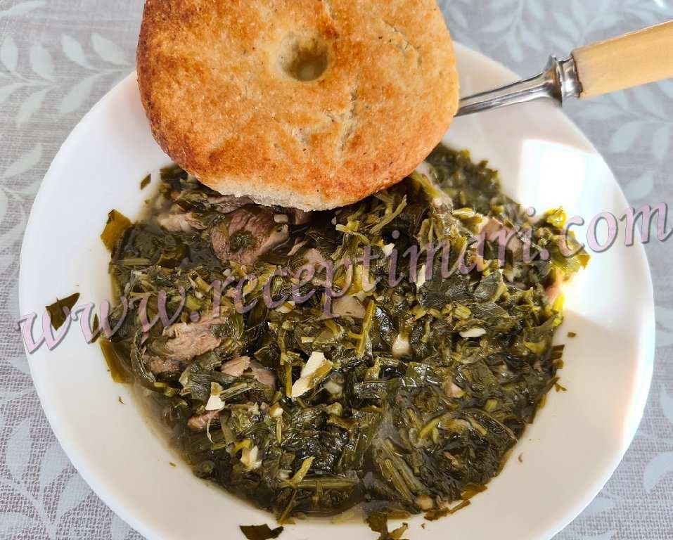 грузинская кухня чакапули