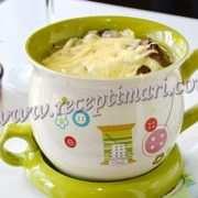 Классический рецепт французского лукового супа