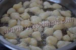 как приготовить турецкие пончики