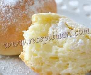 рецепт вкусных домашних булочек