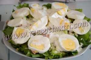 заправим салат горчичным соусом