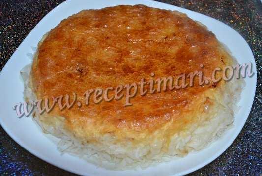 красиво вытащить рис