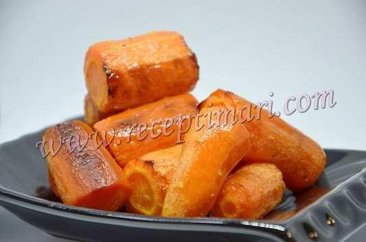 жаренная морковь рецепт с фото