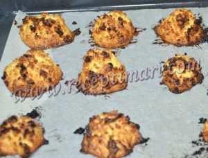 выпекать кокосанки 20-25 минут