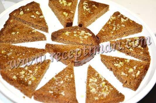 черный хлеб для бутербродов