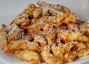 куриная грудка в китайском соусе