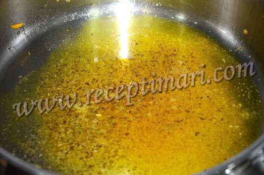масло со специями