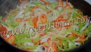 овощи потушим