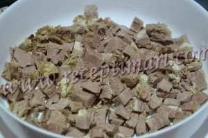 телятину выложим в форму