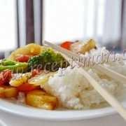 мясо по китайски с брокколи